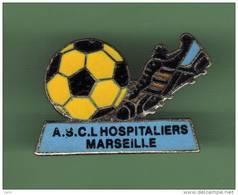 FOOT *** HOSPITALIERS MARSEILLE *** 1036 - Football