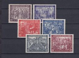 Sowjetische Zone - Allgemeine Ausgaben - 1948/49 - Leipziger Messe - Sammlung - 25 Euro - Zona Soviética
