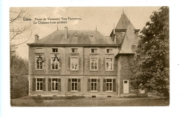 """Libin - Foyer De Vacances """"Les Fauvettes"""" - Le Château (vue Arrière) (1927) - Libin"""