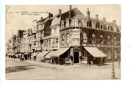 La Panne - Avenue De La Mer - Hôtel De La Digue / Henri Georges 14 (1923) - De Panne