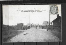 02 FLAVY LE MARTEL PASSAGE A NIVEAU VENANT DE ST SIMON - Other Municipalities