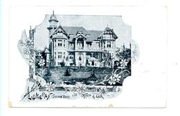 Lokeren - Verloren Bosch - Chateau G. Cock / Edition J. V. B. - Lokeren