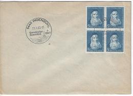 """Switzerland 1965  """"Pro Patria"""" Theodosius Florentini  Mi.814 - Covers & Documents"""