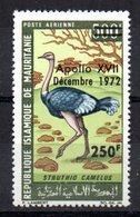 Sello Nº A-131 Mauritania - Struisvogels