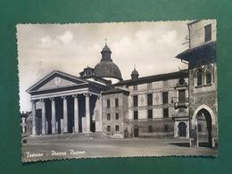 Cartolina Treviso - Piazza Duomo - 1950 - Treviso