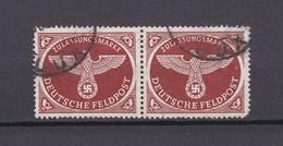 Feldpost 2. Weltkrieg - 1942/43 - Michel Nr. 2 Paar - 30 Euro - Occupation 1938-45