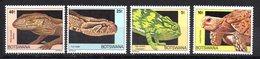 Serie  Nº 395/8 Bostwana - Botswana (1966-...)