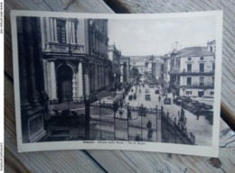 Catania Palazzo Della Borsa Via San Euplio VIAGGIATA 1947 - Catania