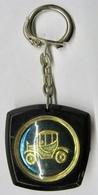 PORTE-CLEFS AUTOMOBILE VOITURE / GARAGE LAFAYETTE G. BORG AGENCE RENAULT PORT-SAINT-LOUIS-DU-RHONE - Key-rings