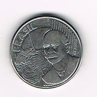 //  BRAZILIE  50  CENTAVOS  2003 - Brésil