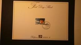 First Day Sheet: Bd-XIII . Série Numéro 3233 - 2001-10