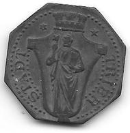 Notgeld Trier 10 Pfennig ND   ZN 13373.3 - [ 2] 1871-1918 : Duitse Rijk