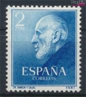 Spanien 1012 (kompl.Ausg.) Postfrisch 1952 Sondermarke (9336113 - 1931-Heute: 2. Rep. - ... Juan Carlos I