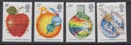 Great Britain 1987 Sir Isaac Newton 4v ** Mnh (44053A) - 1952-.... (Elizabeth II)