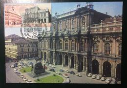 """2011 Cartolina Filatelicha FDC """"150°ANNIVER. UNITA' D'ITALIA 2011 -""""Proclamazione Del Regno D'Italia"""" - 6. 1946-.. Repubblica"""