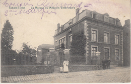Soheit-Tinlot - La Maison Du Médecin Vétérinaire - Animé - 1910 - Tinlot
