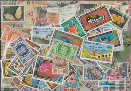 Wallis And Futuna Stamps-200 Different Stamps - Wallis And Futuna