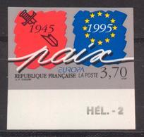 """Europa """"Paix"""" YT 2942 De 1995 Sans Trace Charnière - Francia"""