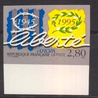 """Europa """"Liberté"""" YT 2941 De 1995 Sans Trace Charnière - Francia"""