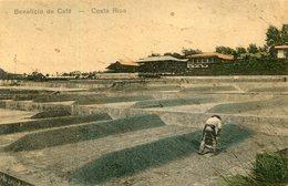 COSTA RICA(CAFE) - Costa Rica