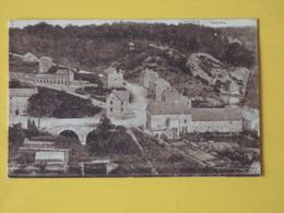 CPA MODAVE Panorama Maisons Cp Pk Carte Postale Ancienne Province De  LIEGE - Modave