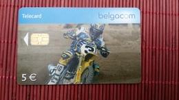 Phonecard Moto  Rare - Motos