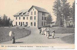 LA BOURBOULE  - ( 63 ) - Hotel Du Funiculaire - La Bourboule