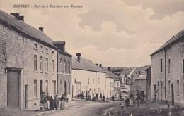 619 Dourbes Entree A Dourbes Par Nismes - Belgien