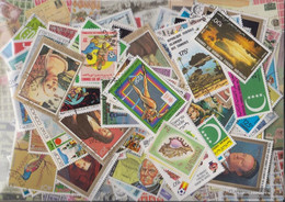 Comoros Stamps-400 Different Stamps - Comoros
