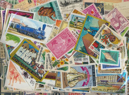 Guinea Stamps-500 Different Stamps - Guinea (1958-...)