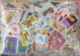Togo Stamps-1.100 Different Stamps - Togo (1960-...)