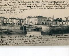 17 - Île De Ré : La Flotte En Ré - Entrée Du Port - Ile De Ré