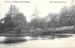 Rixensart NA12: Château. Vue Sur L'Etang 1909 - Rixensart