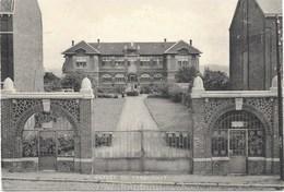 Mont-sur-Marchienne NA27: Ecole Des Bateliers De Charleroi. Entrée Du Pensionnat - Charleroi