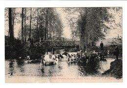 FRANCE / CPA / VERDELOT / LE PONT DE LA FEE / 1904 - Autres Communes