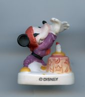 "FEVE - FEVES -  ""DISNEY"" - MICKEY MINNIE GATEAU  1 BOUGIE -   MATE - Disney"