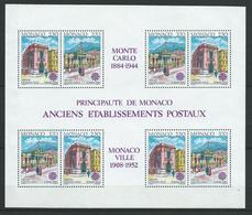 MONACO 1990 . Bloc Feuillet N° 49 . Neuf ** (MNH) - Blocs