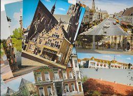 M13  Breda  ( Lot Van 11 Kaarten  Gekleurde Stadszichten  ) - Cartes Postales