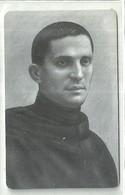 """5059 """" SAN RICCARDO PAMPURI-1897-1930-URNA CON CORPO CUSTODITA CHIESA PARR. DI TRIVOLZIO(PV) """" IN PLASTICA  - ORIGINALE - Santini"""