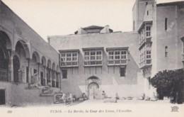 AM41 Tunis, Le Bardo, La Cours Des Lions, L'Escalier - Tunisia