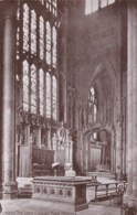 AM41 The Lady Chapel, York Minster - York