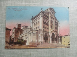 CPA MONACO LA CATHEDRALE - Saint Nicholas Cathedral