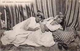 ALGERIE MAURESQUES COUCHEES - Women