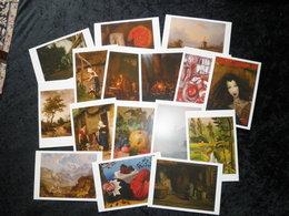 """M12  Breda  ( Lot Van 16 Kaarten  """" Breda's Museum """" ) - Postcards"""