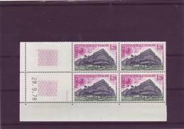 SERVICE N° 58- 1,20F CONSEIL DE L'EUROPE - 29.09.1978 - - Servizio