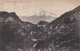 AN36 Kislovodsk, Mount Elbrus - Posted 1913 To UK - Russia