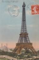 AR54 Paris, La Tour Eiffel Et Le Trocadero - Tour Eiffel