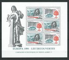MONACO 1994 . Bloc Feuillet N° 65 . Neuf ** (MNH) - Blocs
