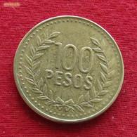 Colombia 100 Pesos 2008 KM# 285.2 Lt 616 Colombie - Kolumbien