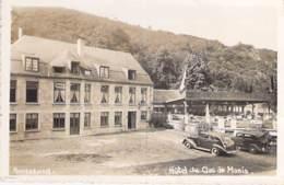 ** Carte Photo / ReaL Photo ) ** BELGIQUE Belgium ( Namur Dinan ) ANSEREMME - HOTEL Du CLOS MONIA - Format CPA - Belgium
